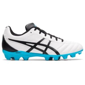 Asics Lethal Flash IT GS - Kids Football Boots - White/Black