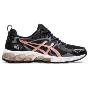 Asics Gel-Quantum 180 - Womens Sneakers - Black/Rose Gold
