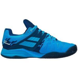 Babolat Propulse Fury Clay Mens Tennis Shoes - Blue/Navy