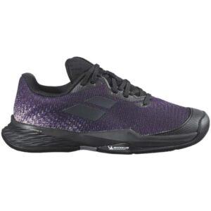 Babolat Jet Mach 3 All Court Kids Tennis Shoes - Black/Gold