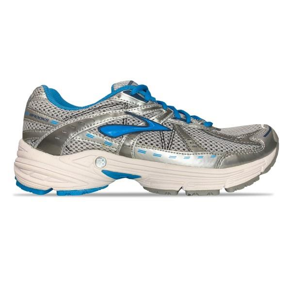 Brooks Maximus XT 8 - Womens Cross Training Shoes - Dresden Blue/Dark Denim/Silver