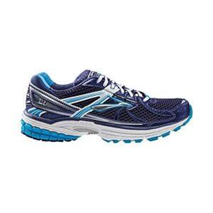 Brooks Defyance 7 - Womens Running Shoes - Blue Ribbon/Breeze Purple