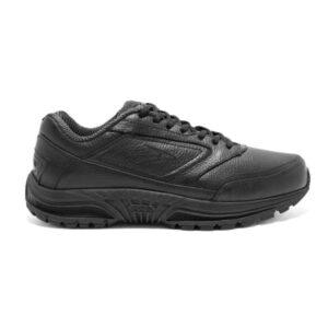 Brooks Dyad Walker - Womens Walking Shoes - Black