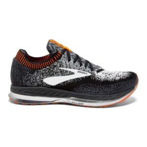 Brooks Bedlam - Mens Running Shoes - Black/Grey/Orange