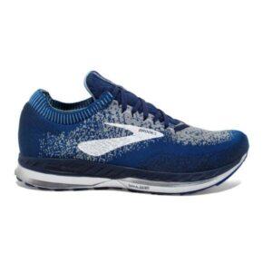Brooks Bedlam - Mens Running Shoes - Blue/Navy/Grey