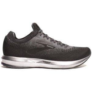 Brooks Levitate 2 - Mens Running Shoes - Double Black/Ebony