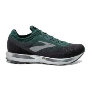 Brooks Levitate 2 - Mens Running Shoes - Mallard Green/Grey/Black
