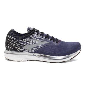 Brooks Ricochet - Mens Running Shoes - Greystone/Grey/Navy