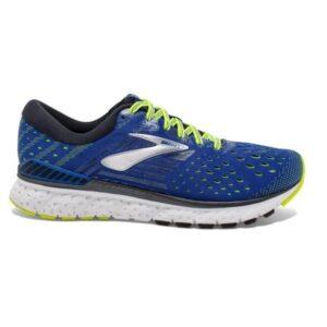 Brooks Transcend 6 - Mens Running Shoes - Blue/Black/Nightlife