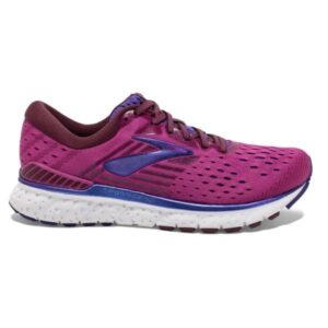 Brooks Transcend 6 - Womens Running Shoes - Aster/Fig/Purple