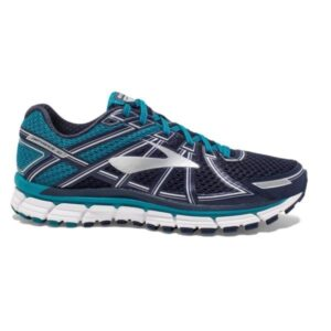 Brooks Defyance 10 - Mens Running Shoes - Tahitian/Navy/White