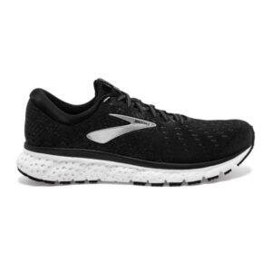 Brooks Glycerin 17 - Mens Running Shoes - Black/White