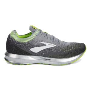 Brooks Levitate 2 - Mens Running Shoes - Grey/Nightlife/Black