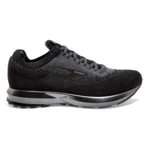 Brooks Levitate 2 - Mens Running Shoes - Black/Ebony