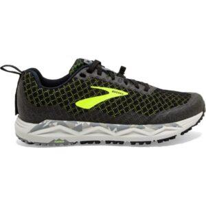 Brooks Caldera 3 - Mens Trail Running Shoes - Black/Grey/Nightlife
