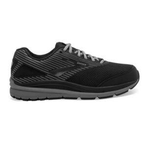 Brooks Addiction Walker 2 Suede - Mens Walking Shoes - Black/Primer