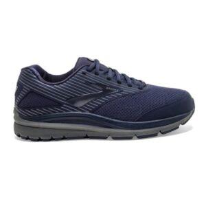 Brooks Addiction Walker 2 Suede - Mens Walking Shoes - Peacoat/Shade