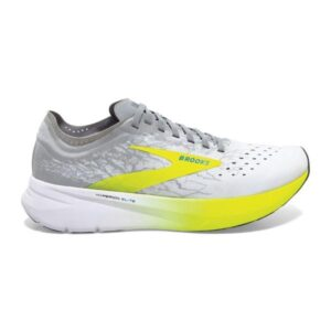 Brooks Hyperion Elite - Unisex Road Racing Shoes - Elite White/Nightlife/Grey