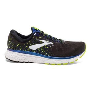 Brooks Glycerin 17 - Mens Running Shoes - Black/Blue/Nightlife