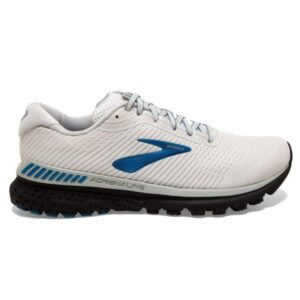 Brooks Adrenaline GTS 20 LE - Mens Running Shoes - White/Grey/Deep Water