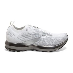 Brooks Levitate 3 - Mens Running Shoes - White/Grey/Silver