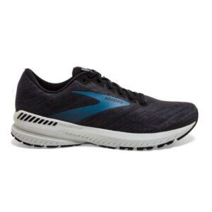 Brooks Ravenna 11 - Mens Running Shoes - Ebony/Black/Stellar