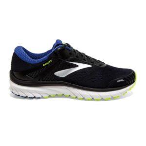 Brooks Defyance 11 - Mens Running Shoes - Black/Blue/Nightlife