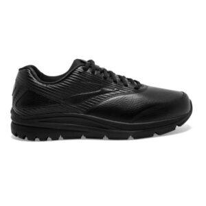 Brooks Addiction Walker Neutral - Mens Walking Shoes - Triple Black