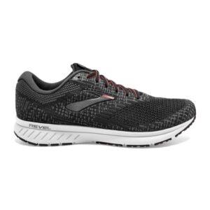 Brooks Revel 3 - Womens Running Shoes - Turbulence/Black/Coral