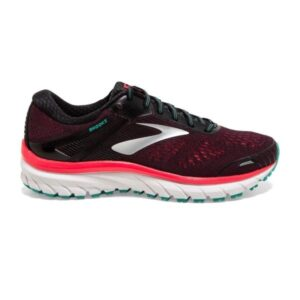 Brooks Defyance 11 - Womens Running Shoes - Black/Pink/Green