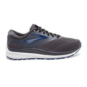 Brooks Addiction 14 - Mens Running Shoes - Blackened Pearl/Blue/Black