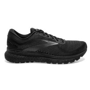 Brooks Glycerin 18 - Mens Running Shoes - Triple Black/Ebony