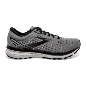 Brooks Ghost 13 - Mens Runnng Shoes - Primer Grey/Pearl/Black