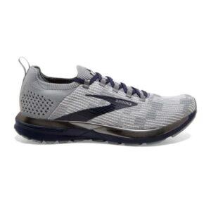Brooks Ricochet 2 - Mens Running Shoes - Grey/Navy