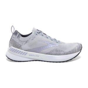 Brooks Bedlam 3 - Womens Running Shoes - Oyster/Purple/Grey