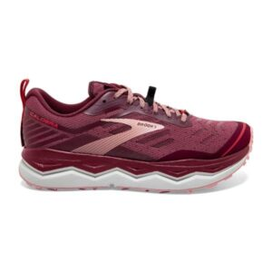 Brooks Caldera 4 - Womens Trail Running Shoes - Zinfandel/Noctune/Coral