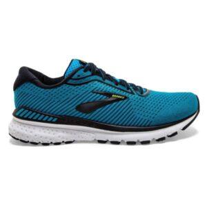 Brooks Adrenaline GTS 20 - Mens Running Shoes - Blue/Black/Nightlife