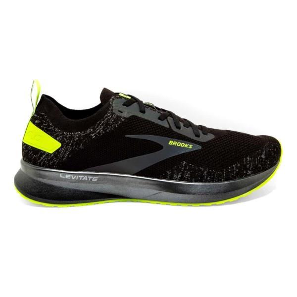 Brooks Levitate 4 LE - Mens Running Shoes - Black/Nightlife