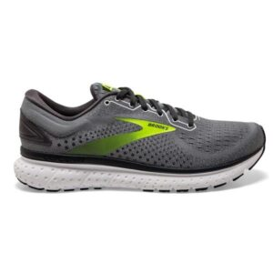 Brooks Glycerin 18 - Mens Running Shoes - Nightlife/Charcoal
