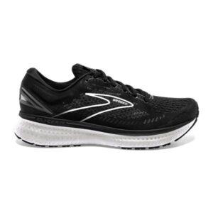 Brooks Glycerin 19 - Mens Running Shoes - Black/White