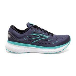 Brooks Glycerin 19 - Womens Running Shoes - Nightshadow/Black/Blue