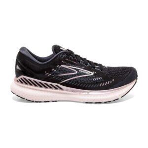 Brooks Glycerin GTS 19 - Womens Running Shoes - Black/Ombre/Metallic