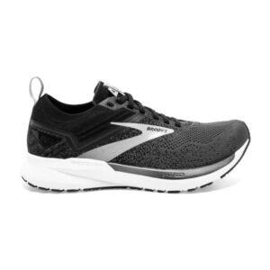 Brooks Ricochet 3 - Mens Running Shoes - Black/Ebony/White