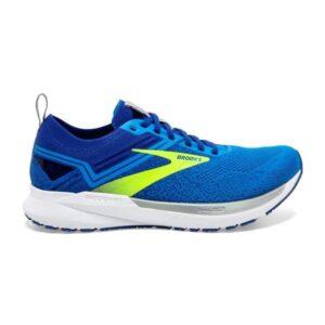 Brooks Ricochet 3 - Mens Running Shoes - Blue/Nightlife/Alloy
