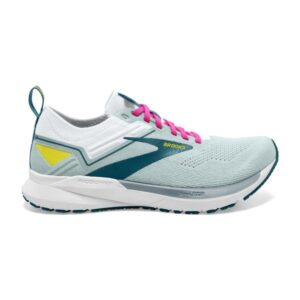 Brooks Ricochet 3 - Womens Running Shoes - Ice Flow/Pink/Pond