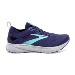 Brooks Ricochet 3 - Womens Running Shoes - Peacoat/Ribbon/Blue Tint
