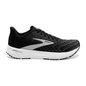 Brooks Hyperion Tempo - Mens Running Shoes - Black/Silver/White