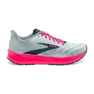 Brooks Hyperion Tempo - Womens Running Shoes - Ice Flow/Navy/Pink