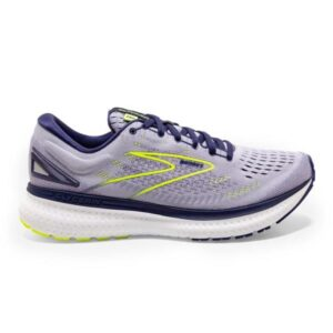 Brooks Glycerin 19 - Womens Running Shoes - Lavender/Blue/Nightlife