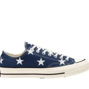 Converse Chuck 70 Low Archive Print Blue